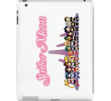 Sailor Moon Group iPad Case/Skin