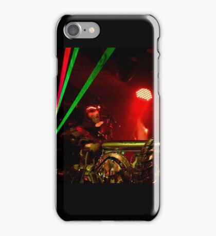 lasers and guns iPhone Case/Skin