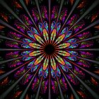Stained glass by Annmarie *