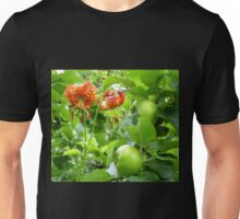 Lilies And Apples Unisex T-Shirt