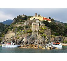 All About Italy. Piece 11 - Monterosso Photographic Print