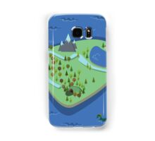 lonely island Samsung Galaxy Case/Skin