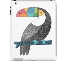Tucan iPad Case/Skin