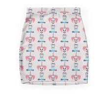 Berliner Fernsehturm Clown Mini Skirt