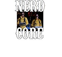 Revenge of the Nerdcore Photographic Print