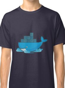 Docker Moby Whale Classic T-Shirt