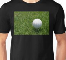 Golf Ball Unisex T-Shirt