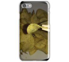 Chips with Chopsticks iPhone Case/Skin