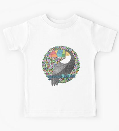 Tropical Tucan Kids Tee