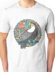 Tropical Tucan Unisex T-Shirt