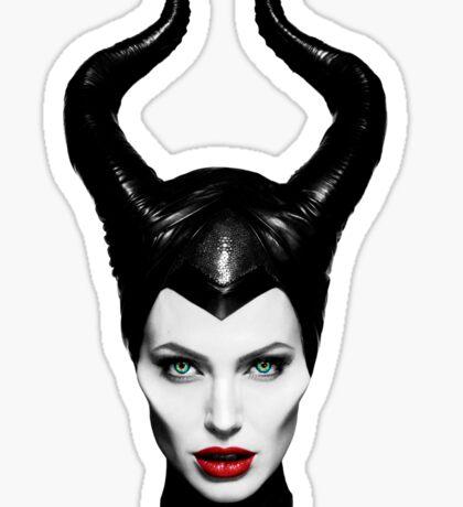 MALEFICENT (Angelina Jolie) Sticker