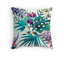Floral Pattern no.2 Throw Pillow