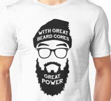 Beard Power! Unisex T-Shirt