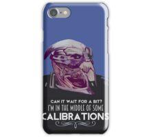 Garrus Calibration iPhone Case/Skin