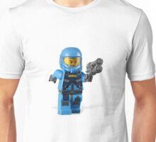 Lego Spaceman Mini figure Merch Unisex T-Shirt