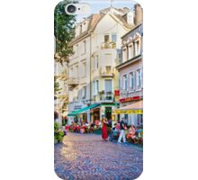 Dining Al-Fresco iPhone Case/Skin