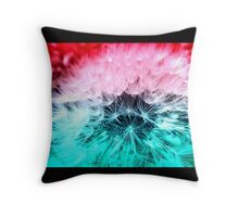 Cosmic Wishes Throw Pillow