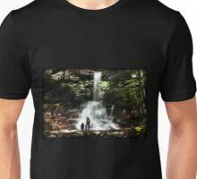Sheldon Reynolds Autumn Hikers Unisex T-Shirt