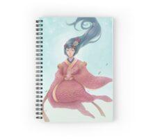 Tea time - L'heure du thé Spiral Notebook