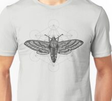 Metatron Moth Unisex T-Shirt