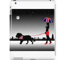 London Catwalk Queen iPad Case/Skin