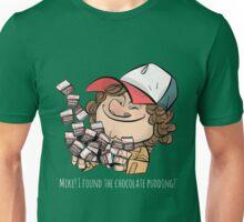 chocolate pudding. Unisex T-Shirt
