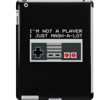 Not a Player iPad Case/Skin