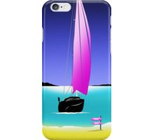 A little place called, 'Peace & Quiet' iPhone Case/Skin