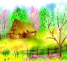 Spring by OlaG