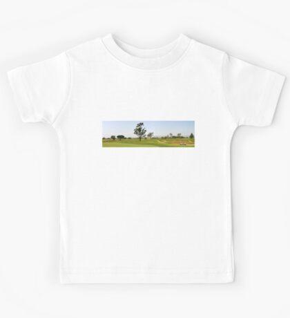 Golf Fairway Kids Tee