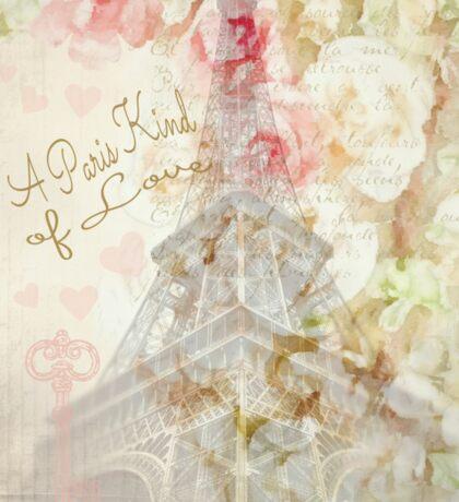 Paris Kind of Love Sticker
