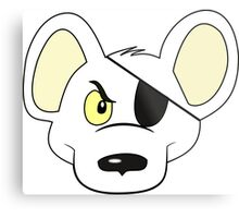 Danger Mouse - He's the greatest! Metal Print