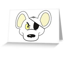 Danger Mouse - He's the greatest! Greeting Card