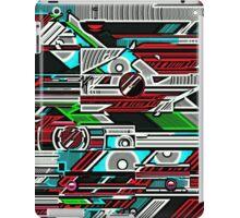 Halo woodcut iPad Case/Skin