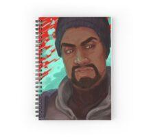 He's the Reaper Man Spiral Notebook
