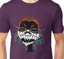 Punk Rock Alien Princess Unisex T-Shirt