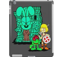 He-Jon and Fattle Cat iPad Case/Skin