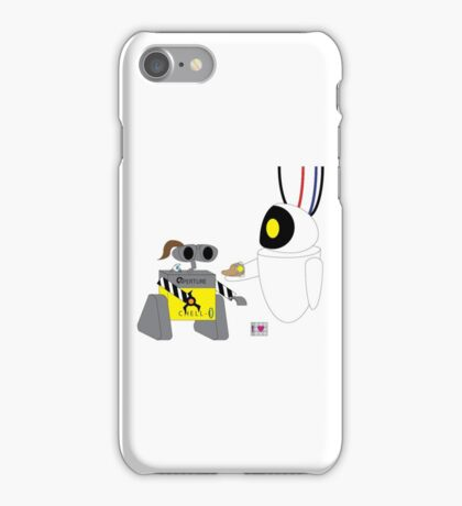 Crossover 9 - CHELL-E iPhone Case/Skin