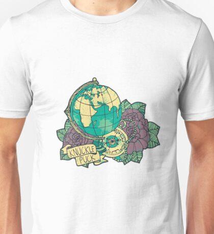 Knuckle Puck Globe Unisex T-Shirt
