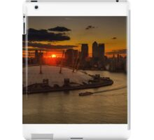 Sunset Over the Dome iPad Case/Skin