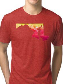 Baltimore Tri-blend T-Shirt