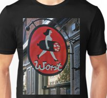 "Sausage (""worst"") Unisex T-Shirt"