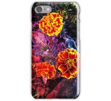 Beautiful flowers iPhone Case/Skin