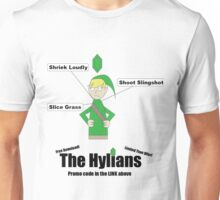 Crossover 11 - The Hylians Unisex T-Shirt