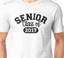 Senior Class of 2017 Unisex T-Shirt