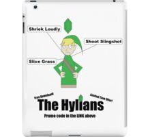 Crossover 11 - The Hylians iPad Case/Skin