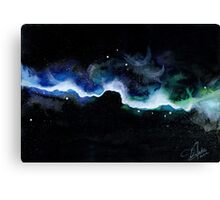 The Universe 1 Canvas Print