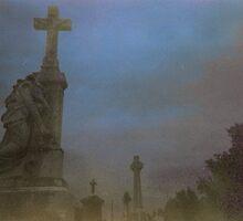 St Kilda Cemetery by Jenn Winterbine