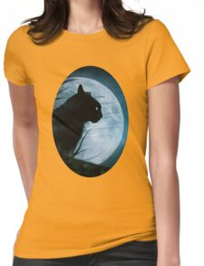 Hunter of the Night Womens Fitted T-Shirt