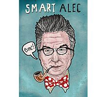 """Smart Alec"" Baldwin Photographic Print"